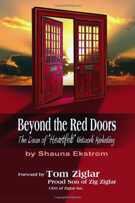 Beyond The Red Doors Book Cover
